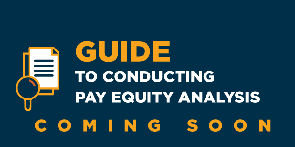 Guide to conducting pay equity analysis