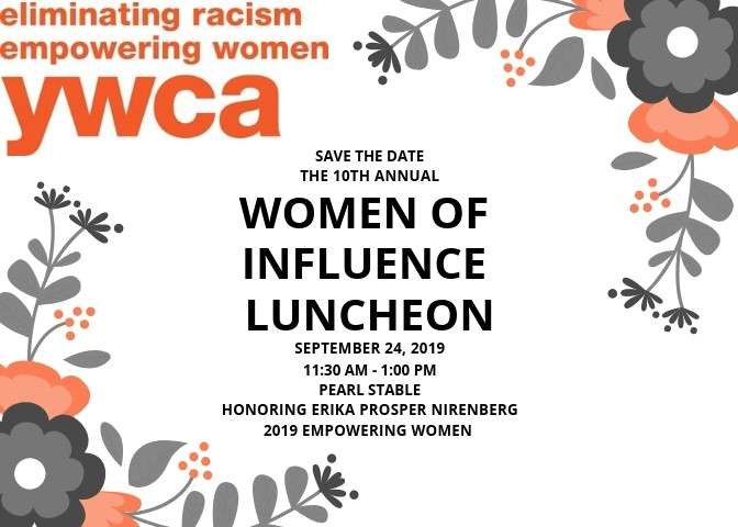 Women of Influence Luncheon 2019 @ Pearl Stable